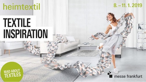 New concept for Heimtextil 2019_  more space and synergies