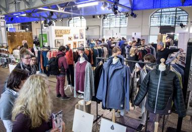 Greenshowroom und Ethical Fashion Show Berlin