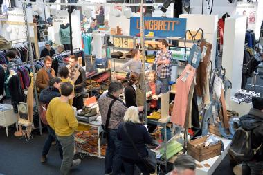 ECO-FASHION GREENSHOWROOM UND ETHICAL FASHION SHOW BERLIN MESSE-DUO MIT HOCHKLASSIGEM RAHMENPROGRAMM