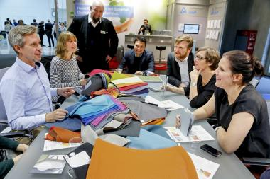 ORGATEC: Design Solutions for the new Way of Working