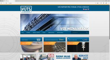 Website VUTS