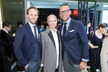 Breuninger Düsseldorf feiert die Vogue Fashion's Night Out 2017