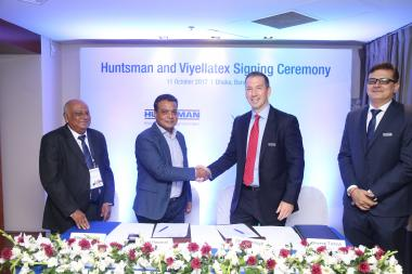 Viyellatex Group Extends Collaboration Agreement with Huntsman for Another Two Years