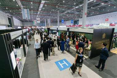 Intertextile Shanghai's Premium Wool Zone