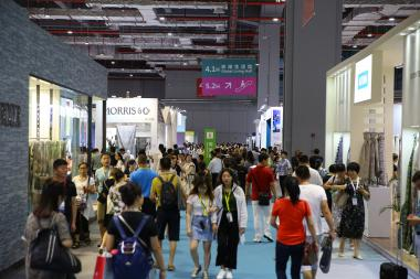 Intertextile Shanghai Home Textiles 2018 covers the whole spectrum of home furnishing industry