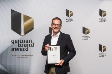German Brand Award geht an drapilux