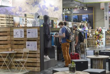 Lifestyle Collection Area: Outdoor as a way of life