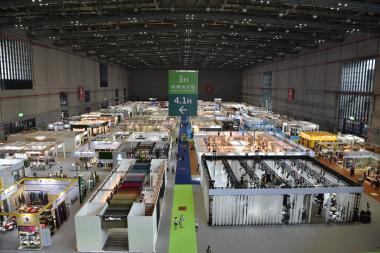 Market and trend developments at Intertextile Shanghai Home Textiles