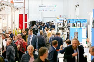 Show Preview COMPOSITES EUROPE 2018: Focus on process technologies