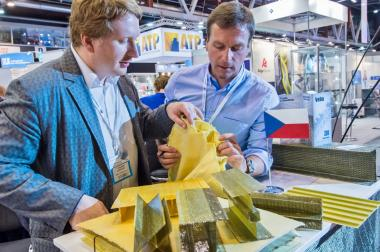 """mtex+"" textile fair & convention raises profile and increases international appeal"