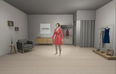 With Modaris® V8R2, Lectra redefines the realism of 3D virtual prototyping