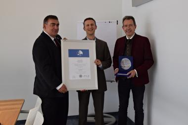 "Trevira awarded ""Systematic Safety"" seal of approval"