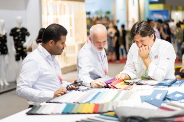 Industry players from key international markets gather at Intertextile annually