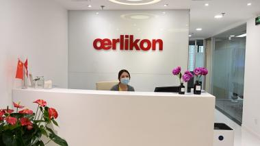 Oerlikon Manmade Fibers opens new sales and service office in Shanghai, China