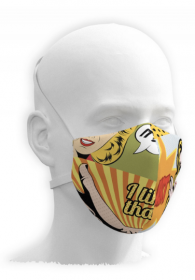 Cifra, Iluna Group, Rosti and Sitip launch fashionable masks with ROICA™