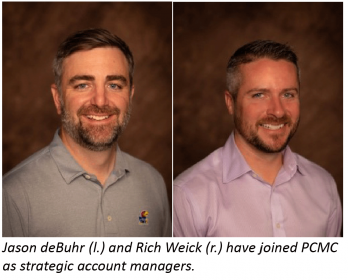 PCMC: Jason deBuhr and Rich Weick