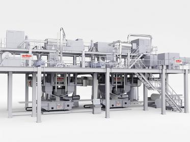 First Oerlikon Nonwoven meltblown technology plant sold to Australia