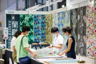 Intertextile Shanghai Home Textiles 2020 concluded successfully: online and offline platforms met sourcing demands