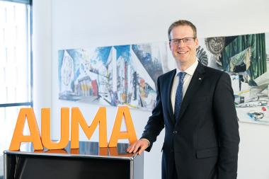Jörn Holtmeier, Managing Director of AUMA