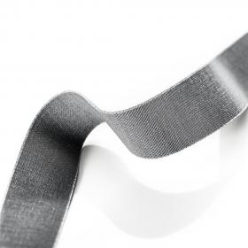 Elasticated melange tape by JUMBO-Textil for exacting requirements