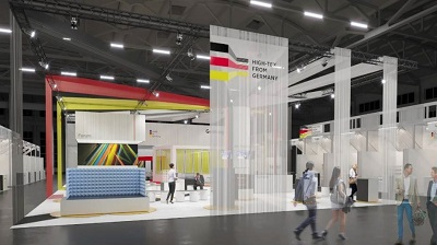 Textile innovations from Germany presented in the USA