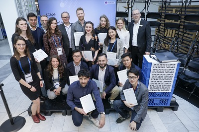 "Prize winners of the ""Textile Structures for New Building"" have been chosen"