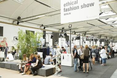 Greenshowroom and Ethical Fashion Show Berlin