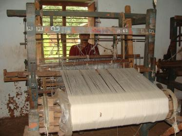 India's textile and clothing industry strongly supported