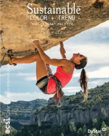 DyStar and CSI launch their Sustainable Color and Trend magazine