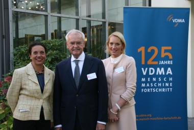 VDMA: Regina Brückner New Chairperson of Textile Machinery Association