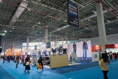 intertextile, Shanghai