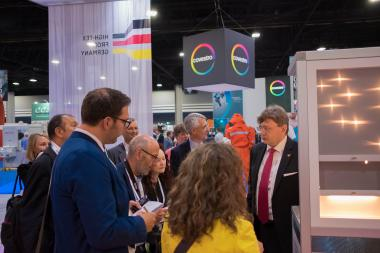Textile innovations 'made in Germany' in demand in the USA