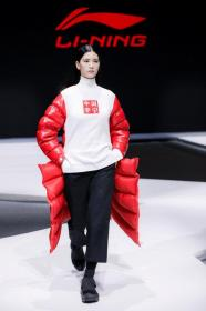 Li Ning Fashion Show