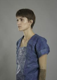 FastConcept - Pulp-It Indigo, by Prof Kay Politowicz and Dr Kate Goldsworthy UAL