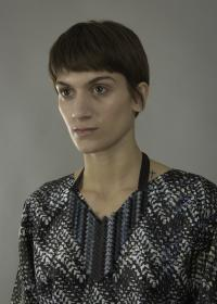 SlowConcept - Overprinted Shirt and accessories, by Prof. Rebecca Earely UAL
