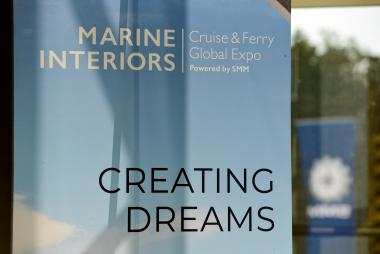MARINE INTERIORS: TRADE FAIR DEBUT WHETS APPETITE FOR MORE