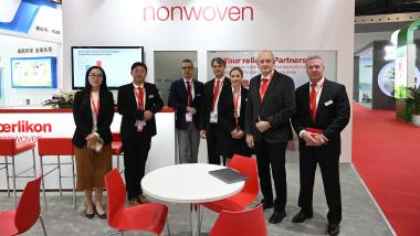 Oerlikon Nonwoven at SINCE 2019