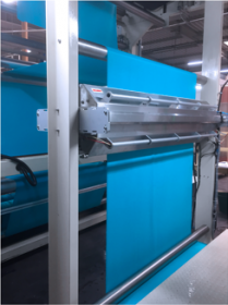 TexCoat F4 Baldwin's revolutionizing Textile finishing system
