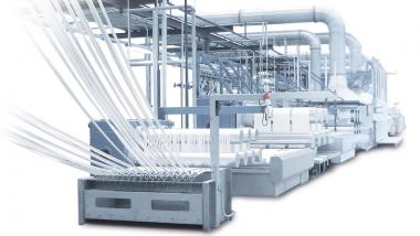 Oerlikon: Three staple fiber bicomponent systems successfully commissioned in Asia
