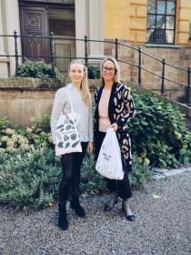 Josephine Alhanko und Pia Walter, Founders Reused Remade