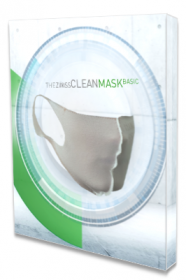 Antiviral and antibacterial zwissCLEAN masks® of zwissTEX