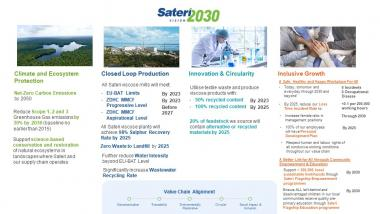 Sateri Sustainability Vision for 2030