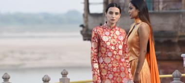 Lakme Fashion Week: Indian fashion meets Japan with Bemberg