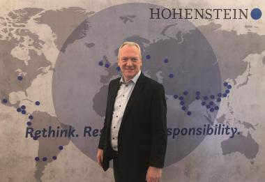 75 Years Hohenstein - Successful Roots worldwide