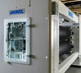 ANDRITZ receives order for an elliptical cylinder pre-needler